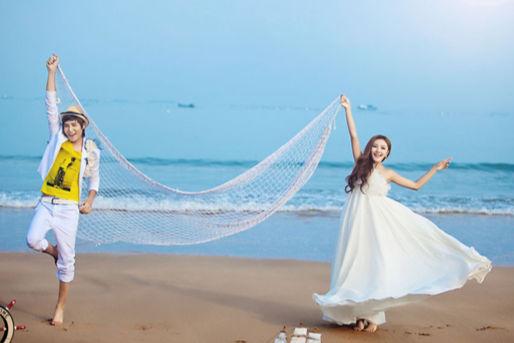 去三亚拍一套婚纱照需要多少钱