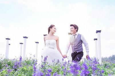 婚纱照什么季节拍好