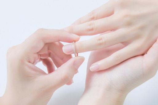结婚戒指戴哪只手指