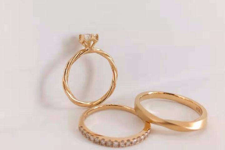 结婚买首饰多少钱
