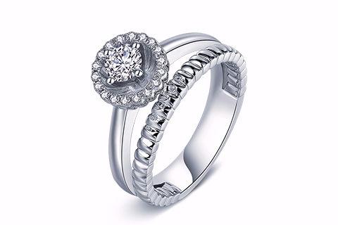 编戒指的款式