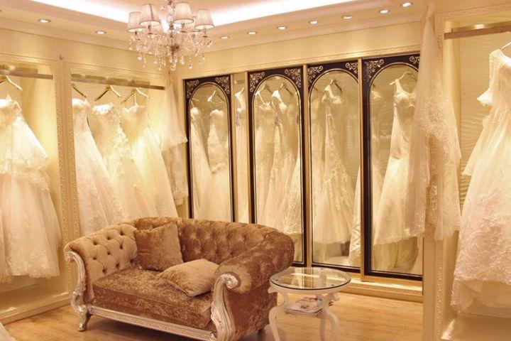 上海有名的婚纱店