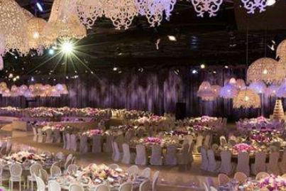 世界上最豪华的婚礼