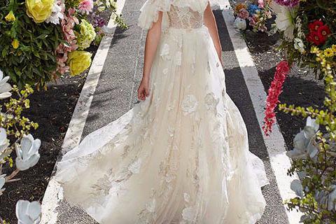 最贵的婚纱品牌