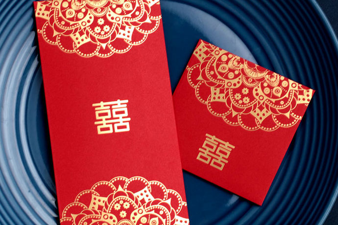 如果朋友结婚了,那么你首先做的第一件事情肯定是要祝福他幸福快乐,然后第二件事情恐怕就是要送红包了吧。送红包肯定不能光秃秃的送钱肯定要用一个红包包起来,那么你知道结婚用的红包是什么样子的吗?今天中国婚博会小编给大家介绍一下。