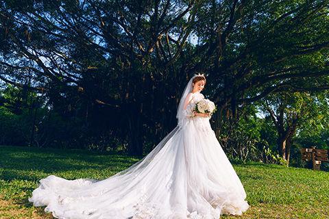 一般结婚租婚纱多少钱