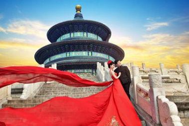 北京哪家婚纱照的好些