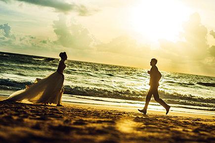 海口拍婚纱照多少钱