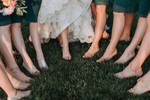 新娘的高跟鞋