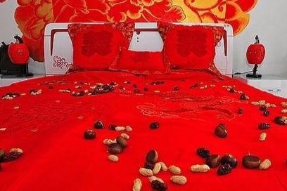结婚的床_结婚床上放什么东西 - 中国婚博会官网
