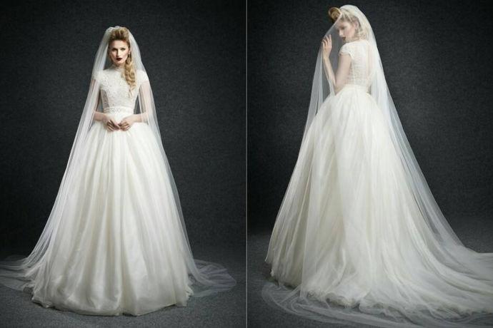 结婚,肯定要穿个上婚纱的,这是多少女孩的梦想啊!但是由于条件的限制,或者是其它的原因,不少的新人都不能够支付的起或者是不想去买一件婚纱,所以,就有了婚纱租赁这一说,那么婚纱租赁多少钱?