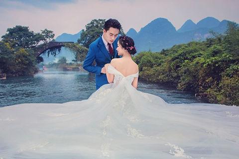 深圳的婚纱摄影公司