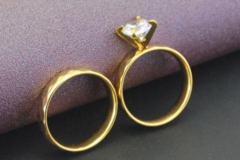 男款金戒指一般多少克