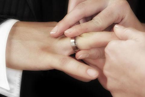 结婚带什么戒指