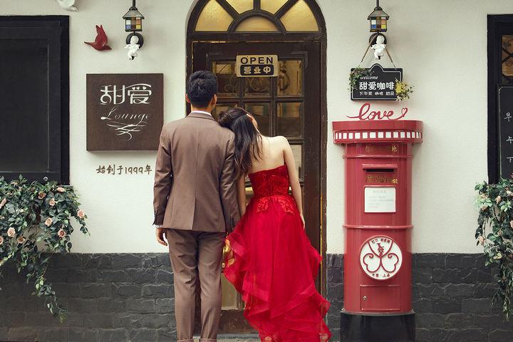 深圳拍摄婚纱照的经典