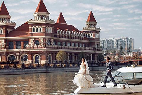 十大婚纱影楼品牌排行榜名单