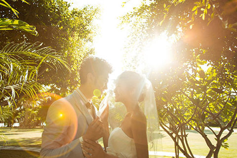 婚礼开场新郎新娘对唱