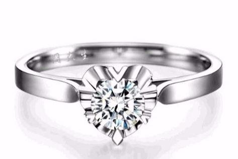 周大生钻石戒指怎么样