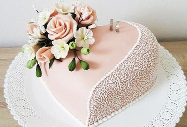 结婚纪念日浪漫图片_结婚纪念蛋糕的图片大全 - 中国婚博会官网