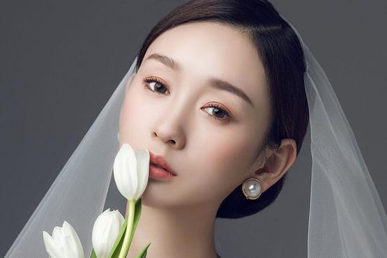 韩式新娘发型图片2020