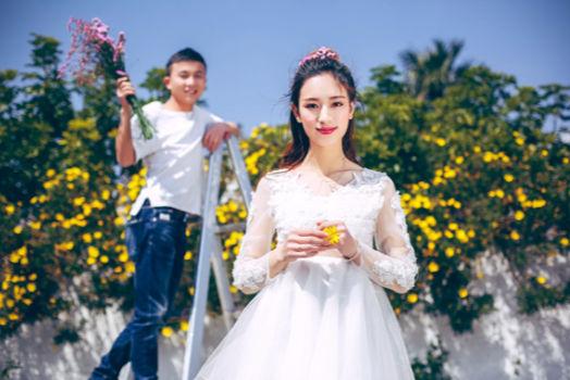 婚礼摄影旅游拍婚纱照排名前十