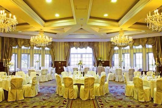 上海婚宴酒店预订价格