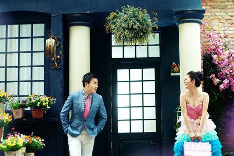 西安蒙娜丽莎婚纱摄影总店