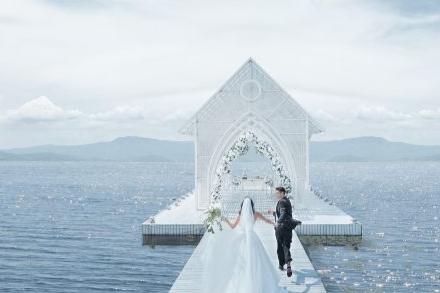 三亚旅拍婚纱照多少钱?附景点