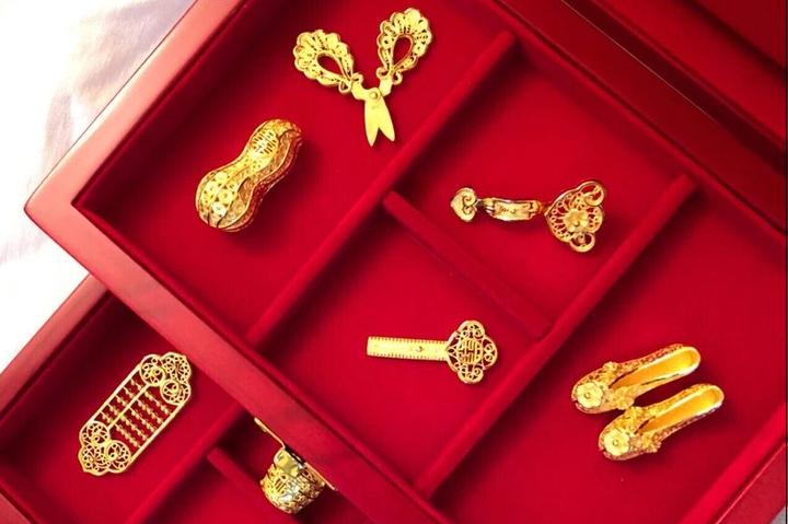最受新人欢迎的黄金品牌有哪些?