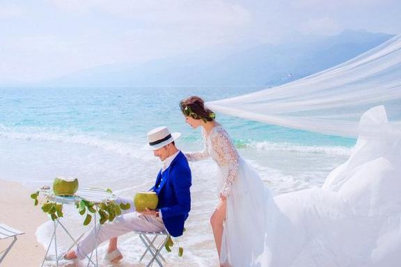 三亚旅拍婚纱照前十名