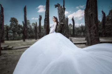 9月份适合去哪里拍婚纱照