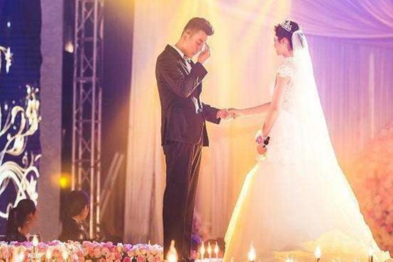 结婚誓言词新郎新娘简短