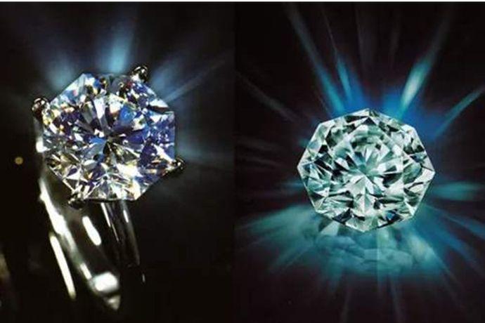 切工的好坏由由即抛光、对称、切磨三个方面来决定,当抛光、对称、切磨三个方面都达到EX级别,即3EX就是钻石的最好切工。