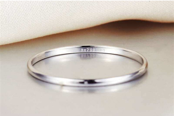 k白金戒指怎么看真假