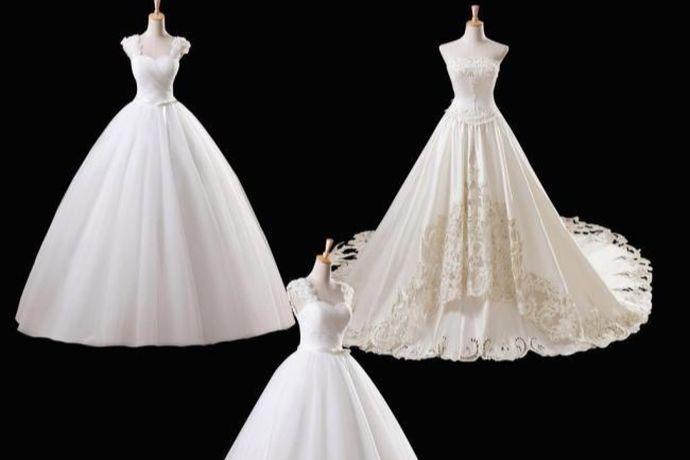 怀孕可以穿轻薄飘逸下裙摆婚纱,下摆能够减轻下半身的重量感。高腰线婚纱,修饰腰部曲线。双肩带婚纱,可以带给特殊时期的新娘以安全感。缎面婚纱,选择锻面的婚纱,这样会更显瘦。倒三角图案的婚纱,设计在视觉上形成一个倒三角的图案,起到修饰腰线的作用。