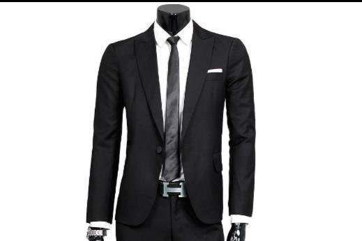 结婚男士穿什么西服