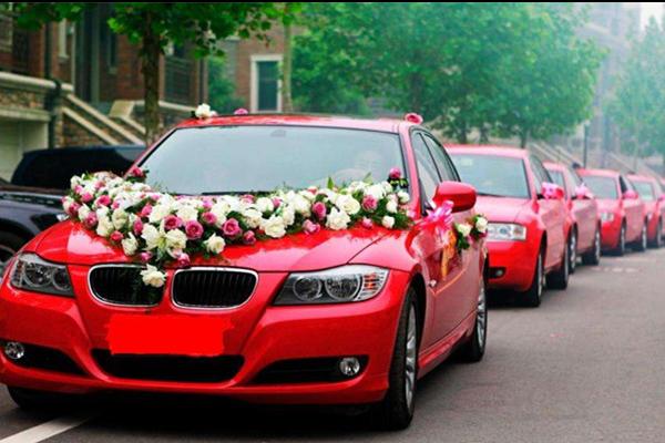 婚庆车队一般用什么车