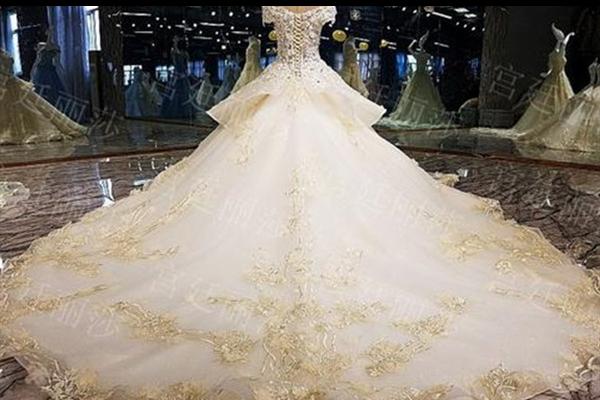 婚纱礼服有哪些款式