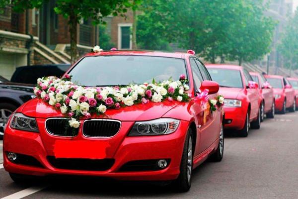 婚车车队有什么讲究