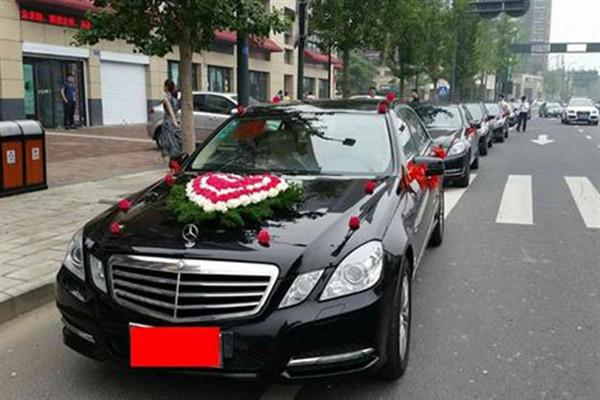 南昌婚车租赁价格一览表
