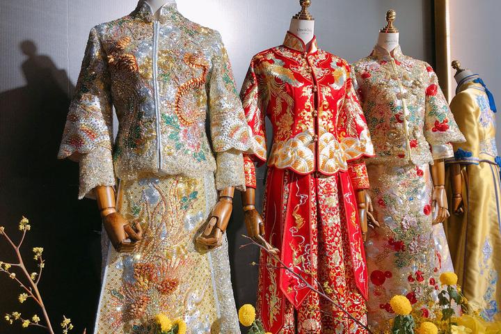 中式婚纱叫什么