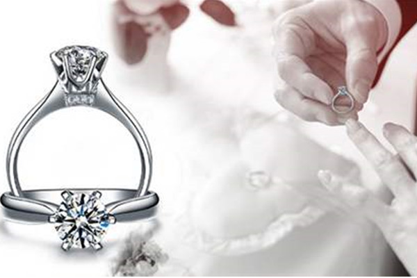 结婚和订婚戒指怎么带