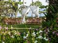 普吉岛瑰丽度假村翡翠湾海景草坪婚礼