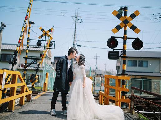 爱燕子日本京都旅拍