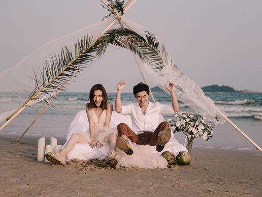 多城市 杭州+海边沙滩旅拍