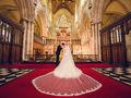 英国塞尔比教堂婚礼【芊寻海外婚礼】