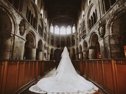 英国伦敦圣莎翁教堂婚礼【芊寻海外婚礼】