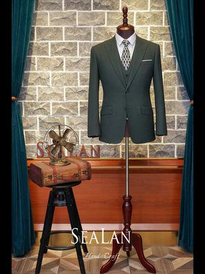 【SeaLan】幽兰绿简约纯色品质系列