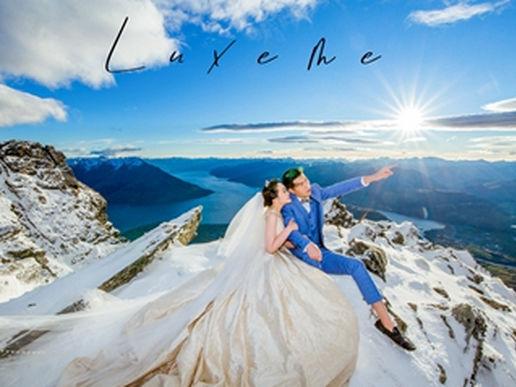 Luxeme新西兰旅拍套餐