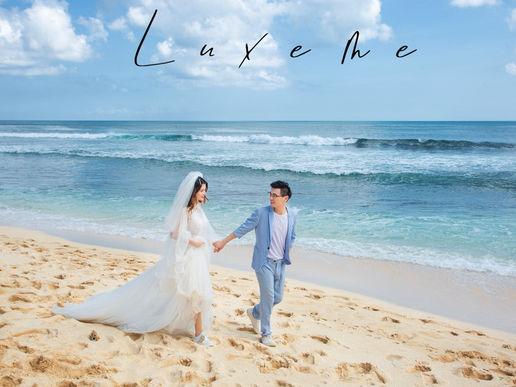 Luxeme巴厘岛6天4晚一站式蜜月机酒旅拍套餐